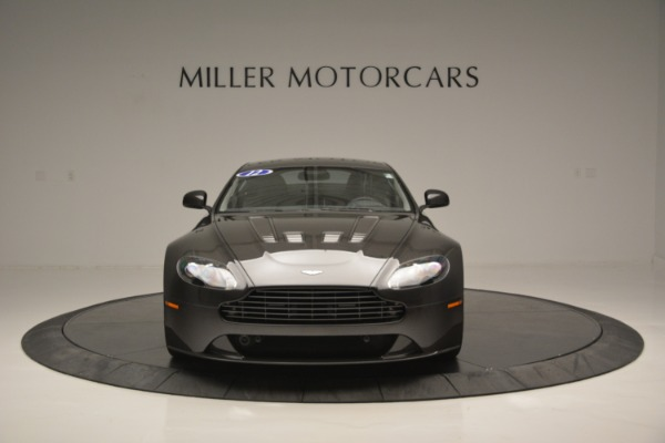 Used 2012 Aston Martin V12 Vantage Coupe for sale Sold at Bugatti of Greenwich in Greenwich CT 06830 12