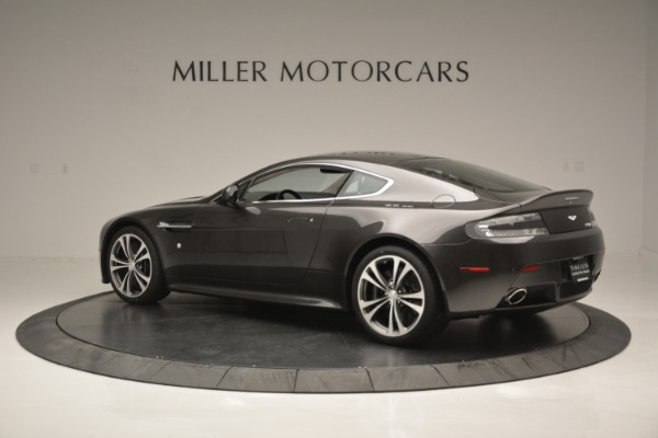Used 2012 Aston Martin V12 Vantage Coupe for sale Sold at Bugatti of Greenwich in Greenwich CT 06830 4
