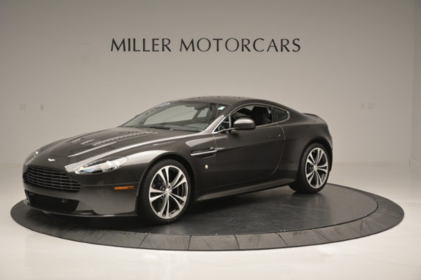 Used 2012 Aston Martin V12 Vantage Coupe for sale Sold at Bugatti of Greenwich in Greenwich CT 06830 1