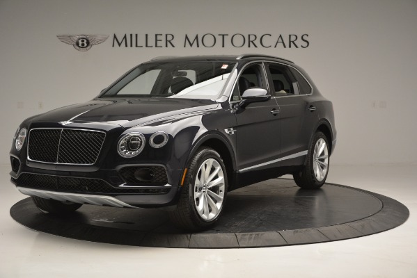 New 2019 Bentley Bentayga V8 for sale Sold at Bugatti of Greenwich in Greenwich CT 06830 1
