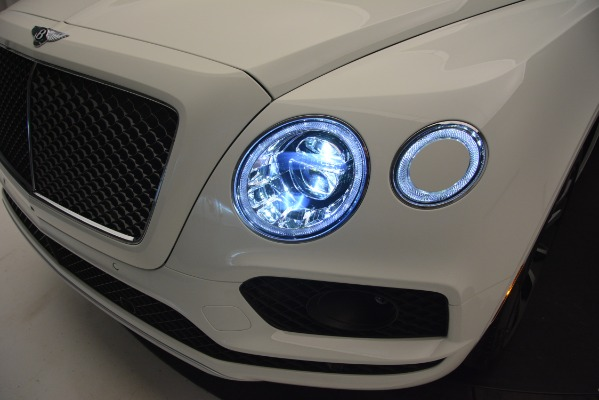 New 2019 Bentley Bentayga V8 for sale Sold at Bugatti of Greenwich in Greenwich CT 06830 14