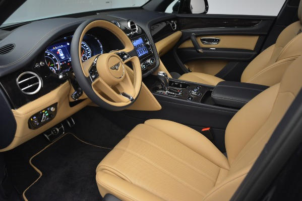 New 2019 Bentley Bentayga V8 for sale Sold at Bugatti of Greenwich in Greenwich CT 06830 17
