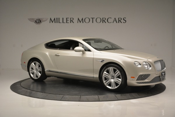Used 2016 Bentley Continental GT W12 for sale $119,900 at Bugatti of Greenwich in Greenwich CT 06830 10