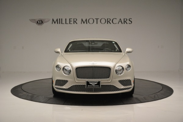 Used 2016 Bentley Continental GT W12 for sale $119,900 at Bugatti of Greenwich in Greenwich CT 06830 12