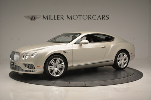Used 2016 Bentley Continental GT W12 for sale $119,900 at Bugatti of Greenwich in Greenwich CT 06830 2