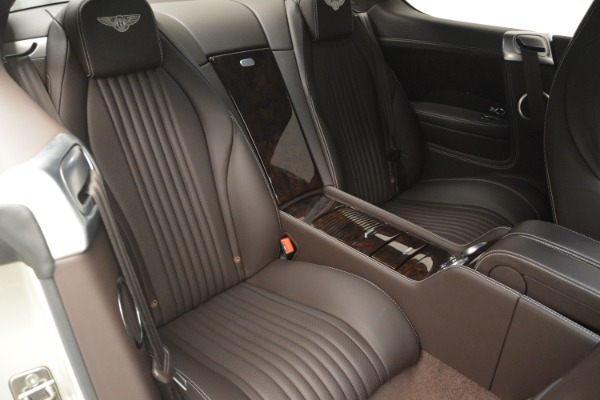 Used 2016 Bentley Continental GT W12 for sale $119,900 at Bugatti of Greenwich in Greenwich CT 06830 21