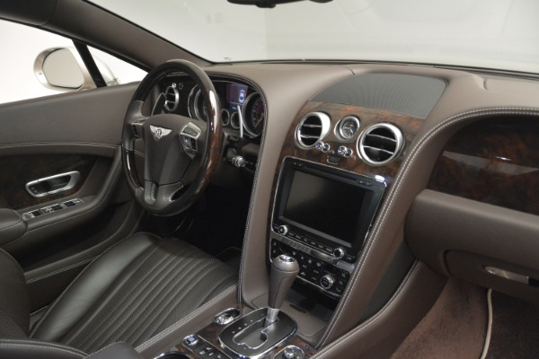 Used 2016 Bentley Continental GT W12 for sale $119,900 at Bugatti of Greenwich in Greenwich CT 06830 26