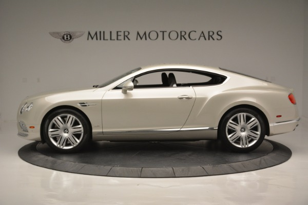 Used 2016 Bentley Continental GT W12 for sale $119,900 at Bugatti of Greenwich in Greenwich CT 06830 3