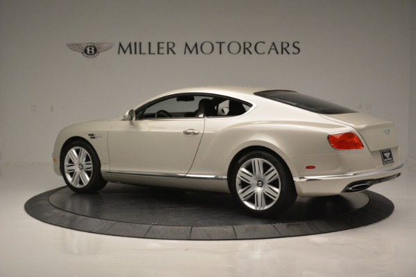 Used 2016 Bentley Continental GT W12 for sale $119,900 at Bugatti of Greenwich in Greenwich CT 06830 4