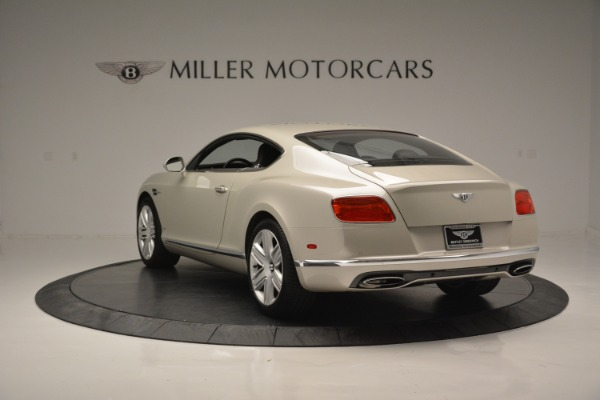 Used 2016 Bentley Continental GT W12 for sale $119,900 at Bugatti of Greenwich in Greenwich CT 06830 5