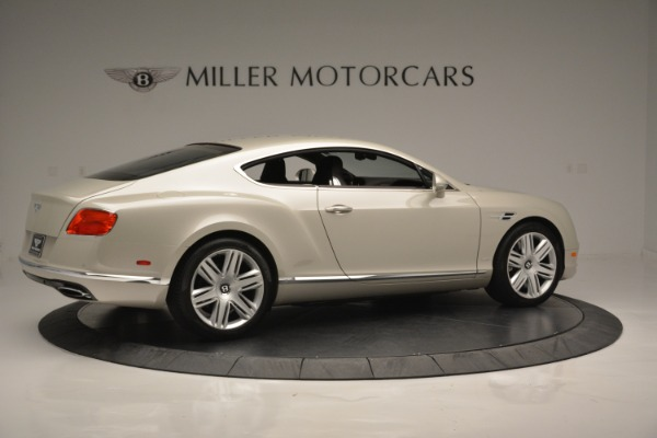 Used 2016 Bentley Continental GT W12 for sale $119,900 at Bugatti of Greenwich in Greenwich CT 06830 8