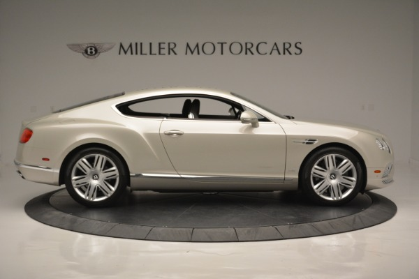 Used 2016 Bentley Continental GT W12 for sale $119,900 at Bugatti of Greenwich in Greenwich CT 06830 9