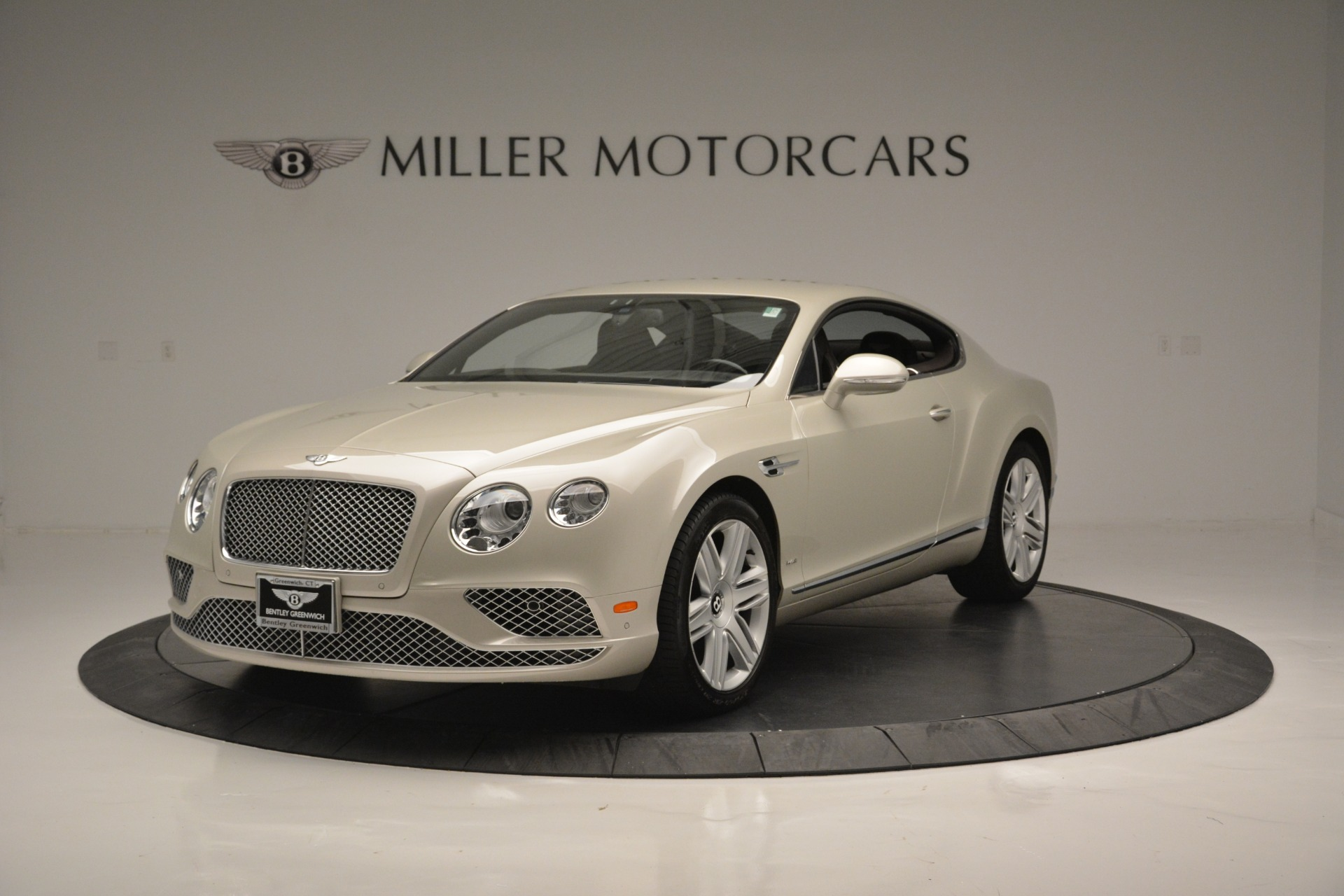 Used 2016 Bentley Continental GT W12 for sale $119,900 at Bugatti of Greenwich in Greenwich CT 06830 1