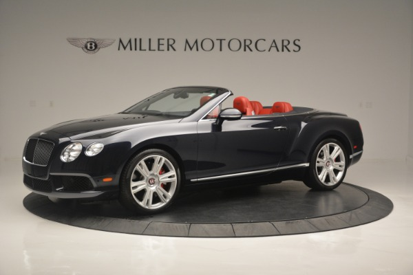 Used 2013 Bentley Continental GT V8 for sale Sold at Bugatti of Greenwich in Greenwich CT 06830 2