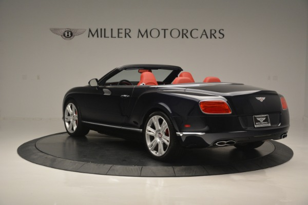 Used 2013 Bentley Continental GT V8 for sale Sold at Bugatti of Greenwich in Greenwich CT 06830 5