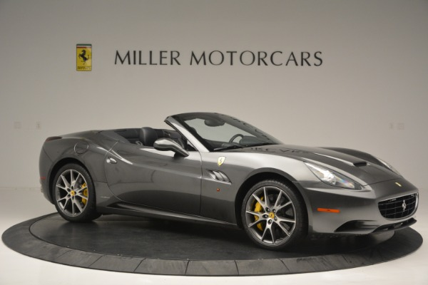 Used 2013 Ferrari California 30 for sale $110,900 at Bugatti of Greenwich in Greenwich CT 06830 10