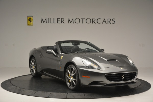 Used 2013 Ferrari California 30 for sale $110,900 at Bugatti of Greenwich in Greenwich CT 06830 11