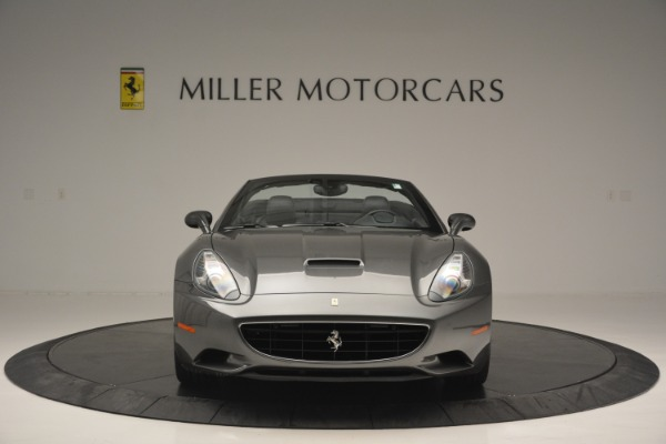 Used 2013 Ferrari California 30 for sale $110,900 at Bugatti of Greenwich in Greenwich CT 06830 12