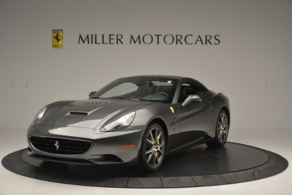 Used 2013 Ferrari California 30 for sale $110,900 at Bugatti of Greenwich in Greenwich CT 06830 13