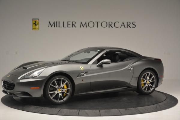 Used 2013 Ferrari California 30 for sale $110,900 at Bugatti of Greenwich in Greenwich CT 06830 14