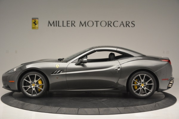 Used 2013 Ferrari California 30 for sale $110,900 at Bugatti of Greenwich in Greenwich CT 06830 15