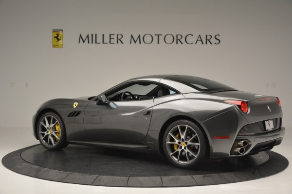 Used 2013 Ferrari California 30 for sale $110,900 at Bugatti of Greenwich in Greenwich CT 06830 16