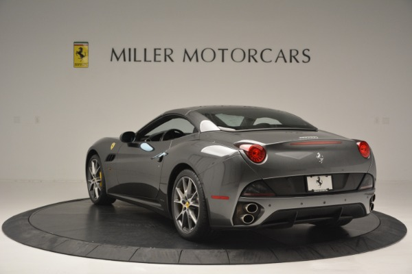 Used 2013 Ferrari California 30 for sale $110,900 at Bugatti of Greenwich in Greenwich CT 06830 17