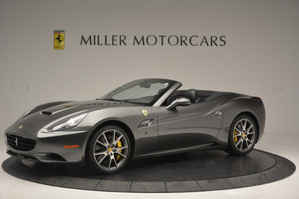 Used 2013 Ferrari California 30 for sale $110,900 at Bugatti of Greenwich in Greenwich CT 06830 2