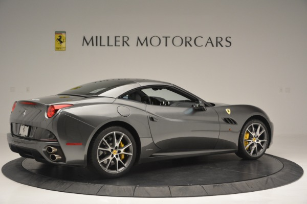 Used 2013 Ferrari California 30 for sale $110,900 at Bugatti of Greenwich in Greenwich CT 06830 20