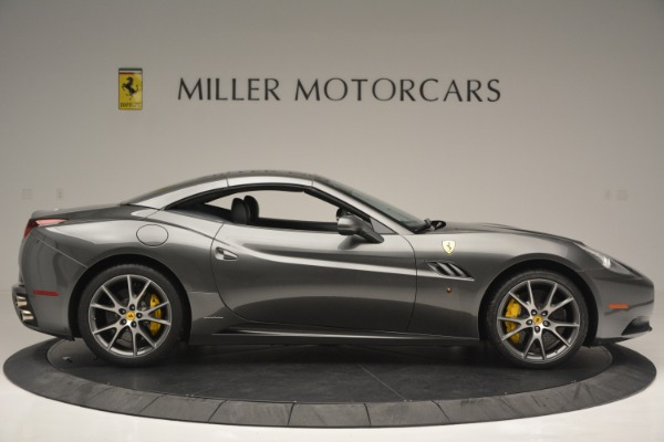 Used 2013 Ferrari California 30 for sale $110,900 at Bugatti of Greenwich in Greenwich CT 06830 21