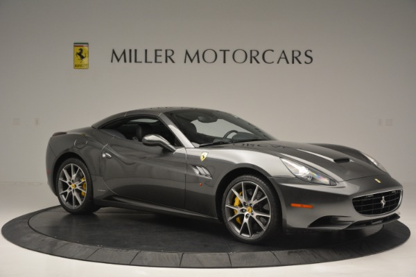 Used 2013 Ferrari California 30 for sale $110,900 at Bugatti of Greenwich in Greenwich CT 06830 22