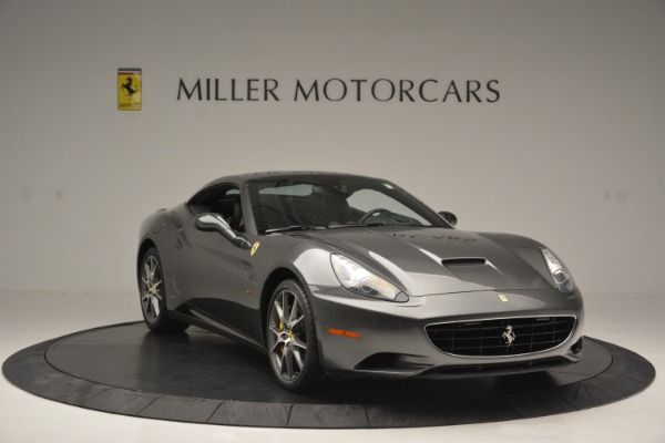 Used 2013 Ferrari California 30 for sale $110,900 at Bugatti of Greenwich in Greenwich CT 06830 23