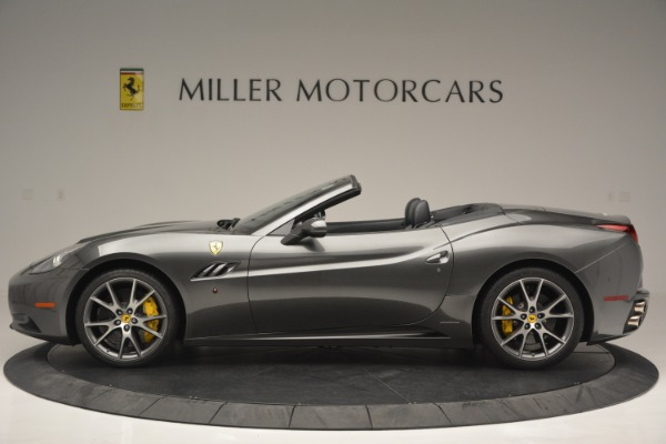 Used 2013 Ferrari California 30 for sale $110,900 at Bugatti of Greenwich in Greenwich CT 06830 3