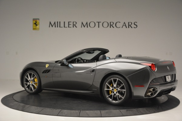 Used 2013 Ferrari California 30 for sale $110,900 at Bugatti of Greenwich in Greenwich CT 06830 4