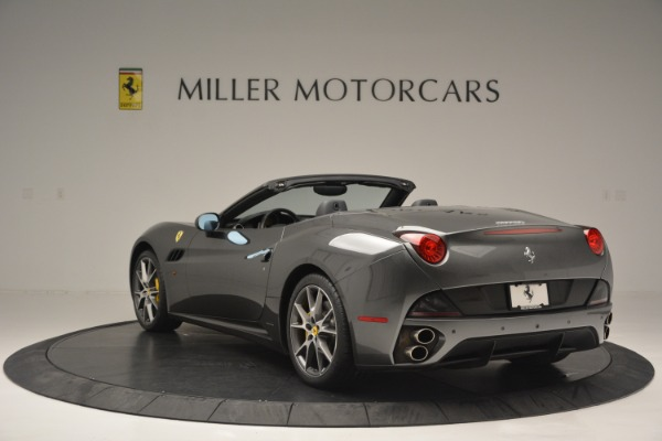 Used 2013 Ferrari California 30 for sale $110,900 at Bugatti of Greenwich in Greenwich CT 06830 5