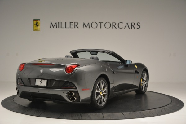 Used 2013 Ferrari California 30 for sale $110,900 at Bugatti of Greenwich in Greenwich CT 06830 7