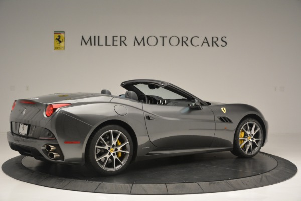 Used 2013 Ferrari California 30 for sale $110,900 at Bugatti of Greenwich in Greenwich CT 06830 8