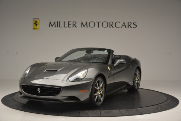 Used 2013 Ferrari California 30 for sale $110,900 at Bugatti of Greenwich in Greenwich CT 06830 1