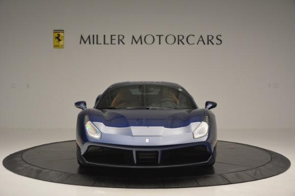 Used 2018 Ferrari 488 GTB for sale Sold at Bugatti of Greenwich in Greenwich CT 06830 12