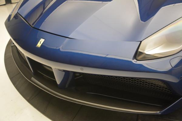 Used 2018 Ferrari 488 GTB for sale Sold at Bugatti of Greenwich in Greenwich CT 06830 13