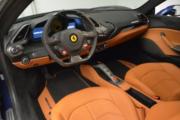 Used 2018 Ferrari 488 GTB for sale Sold at Bugatti of Greenwich in Greenwich CT 06830 20