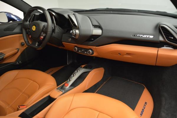 Used 2018 Ferrari 488 GTB for sale Sold at Bugatti of Greenwich in Greenwich CT 06830 24