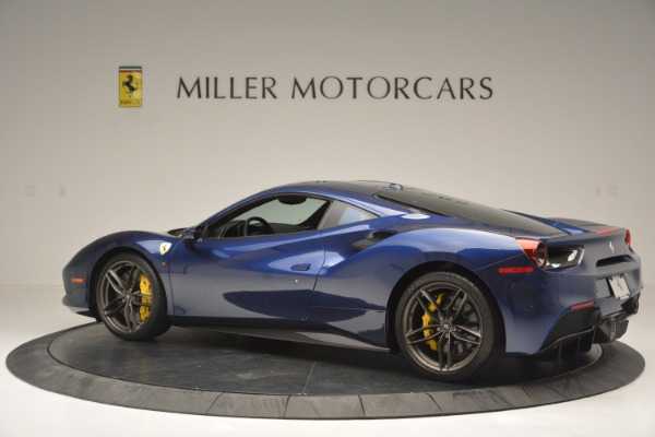 Used 2018 Ferrari 488 GTB for sale Sold at Bugatti of Greenwich in Greenwich CT 06830 4