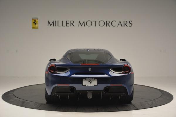Used 2018 Ferrari 488 GTB for sale Sold at Bugatti of Greenwich in Greenwich CT 06830 6