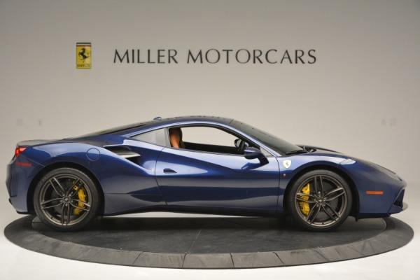 Used 2018 Ferrari 488 GTB for sale Sold at Bugatti of Greenwich in Greenwich CT 06830 9