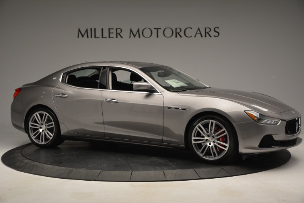 Used 2014 Maserati Ghibli S Q4 for sale Sold at Bugatti of Greenwich in Greenwich CT 06830 10