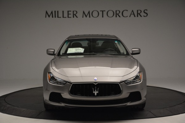 Used 2014 Maserati Ghibli S Q4 for sale Sold at Bugatti of Greenwich in Greenwich CT 06830 12