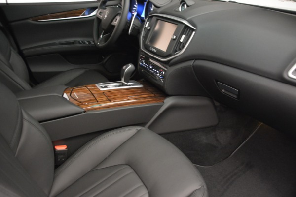 Used 2014 Maserati Ghibli S Q4 for sale Sold at Bugatti of Greenwich in Greenwich CT 06830 20