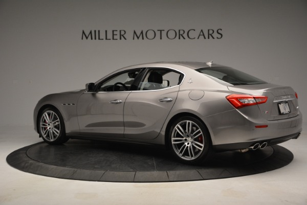 Used 2014 Maserati Ghibli S Q4 for sale Sold at Bugatti of Greenwich in Greenwich CT 06830 4