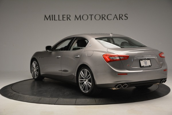 Used 2014 Maserati Ghibli S Q4 for sale Sold at Bugatti of Greenwich in Greenwich CT 06830 5